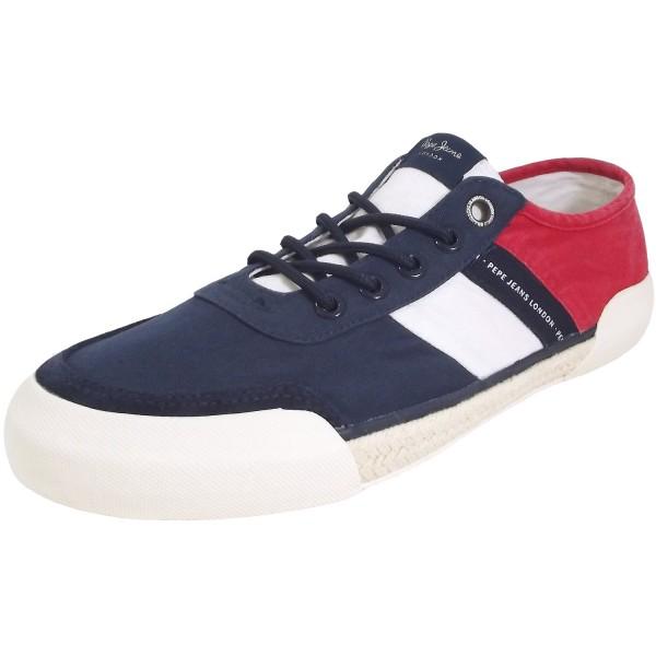 buy popular dae12 d6167 Pepe Jeans Cruise Sport Man Men Sneakers navy
