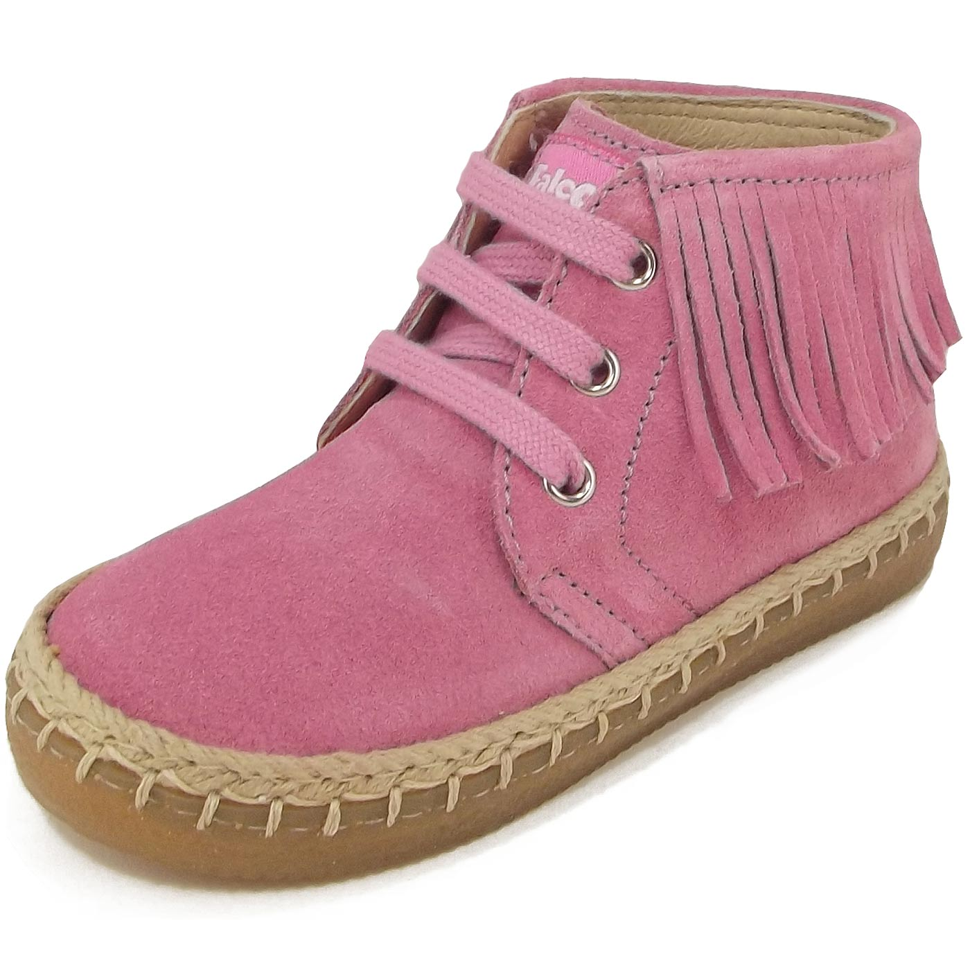 reputable site 96aca ceaa8 Falcotto by Naturino 1526 Girl Lace-Up Shoes rose (rosa)