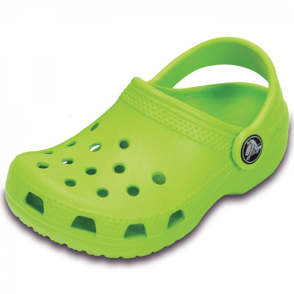 Crocs Classic Kids Kinder Clogs volt green