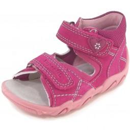 Superfit Rocky Kleinkinder Sandale pink