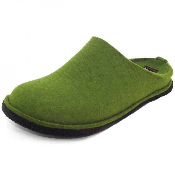 Slippers Haflinger Soft Women Green Flair Gras Clogs YqXYr