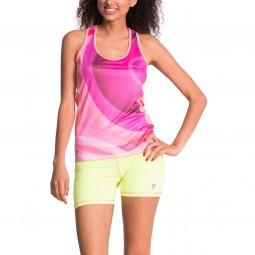 Desigual Heleia Damen Sport Shirt pink (salmon rose)