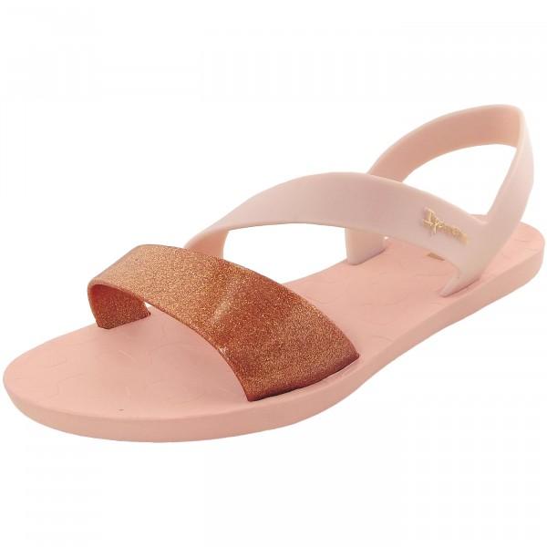 Ipanema Vibe Sandal Fem Damen Sandale rosa (pink/bronze)