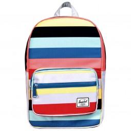 Herschel Pop Quiz Kids Kinder Rucksack mehrfarbig (belport beach)