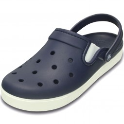 Crocs Citilane Unisex Clogs dunkelblau (navy/white)