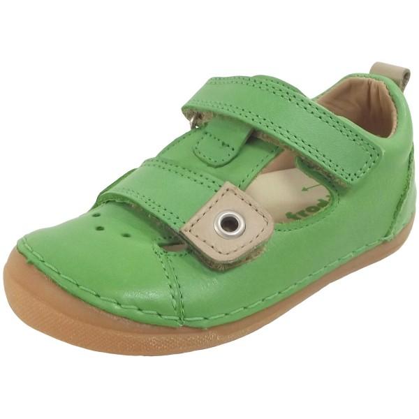 Froddo G2150090 Kleinkinder Halb-Sandale grün (green)