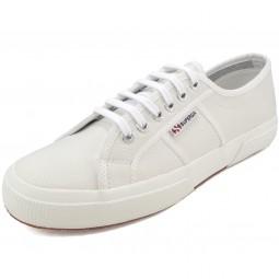 Superga 2750 Efglu Unisex Sneaker weiß (white)
