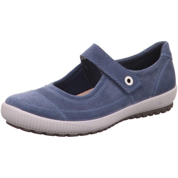 Legero Tanaro 4.0 Mary Jane Damen Riemenballerina blau (indaco)