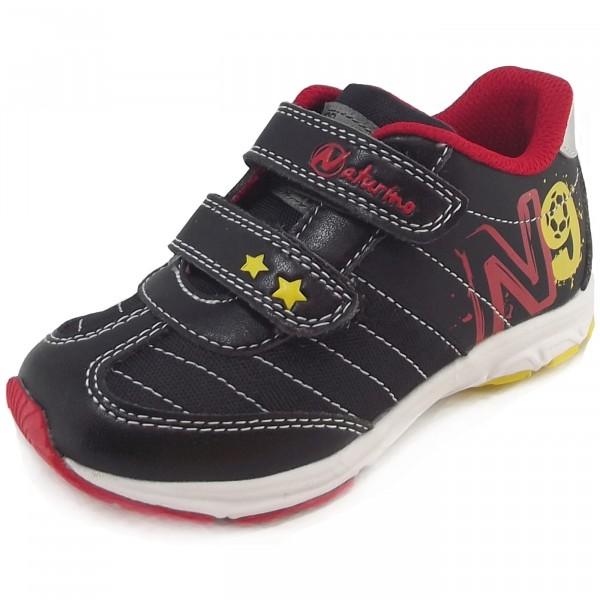 Naturino Sport 423 Sneaker schwarz (nero)