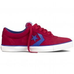Converse Kenny Anderson One Skateboardschuh varsity rot