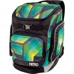 Nitro Bandit Unisex Rucksack geo green