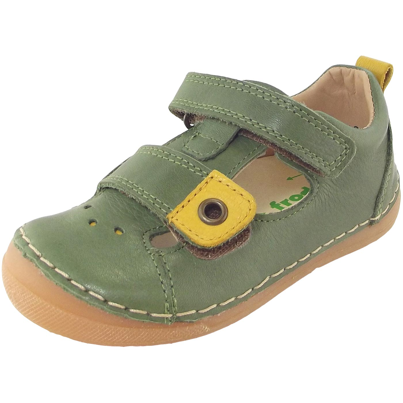 bcc185cdd79c Froddo G2150074 Toddler Sandals dark green