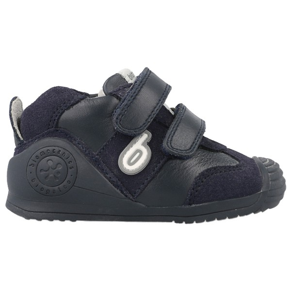 Biomecanics Biogateo Marlon Kleinkinder Leder Sneaker Dunkelblau (Azul Marino)