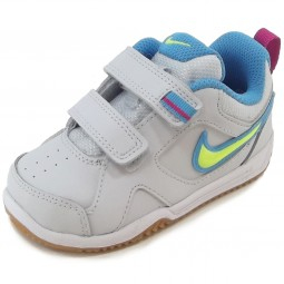 Nike Lykin II Toddlers Trainingsschuh hellgrau (pure platinum)