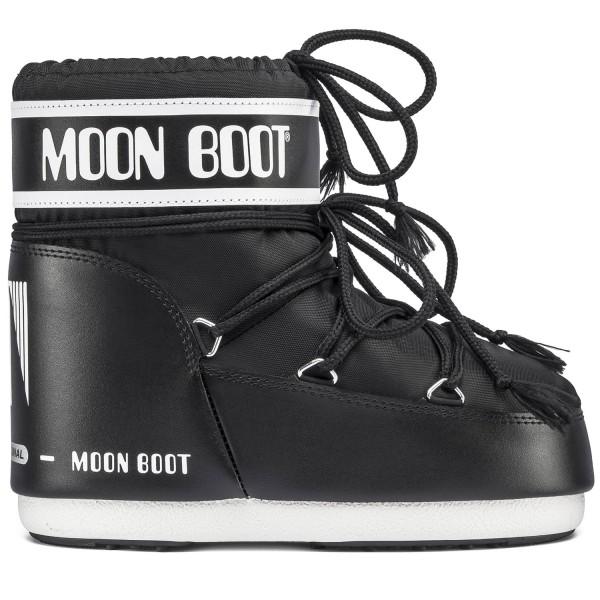 Moon Boot Classic Low 2 Damen Moonboots Schwarz (Black)