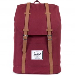 Herschel Retreat Unisex Rucksack weinrot (windsor wine)