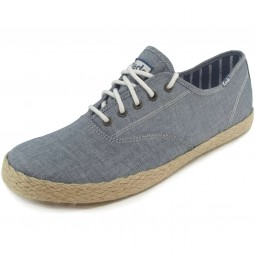 Keds Champion Jute Men Herren Sneaker blue chambray
