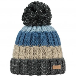 Barts Wilhelm Beanie Men Winter Hat charcoal
