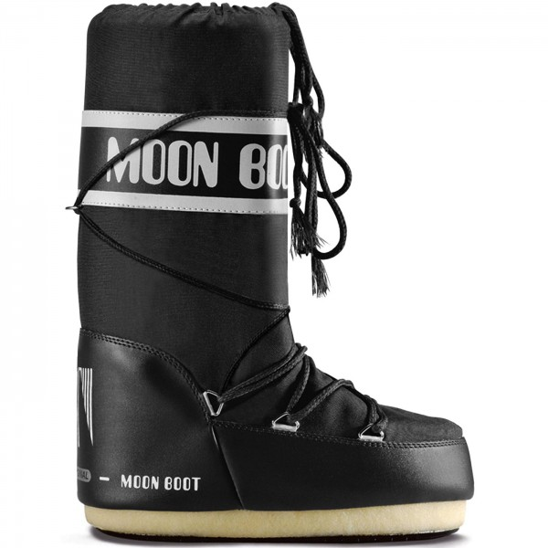 Moon Boot by Tecnica Nylon Unisex Moonboots schwarz