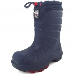 Viking Extreme Kinder Winterstiefel dunkelblau/rot (navy/red)