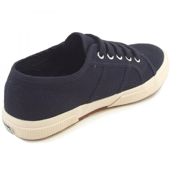 Superga 2750 Junior Cotu Classic Kinder Sneaker dunkelblau (navy) 2