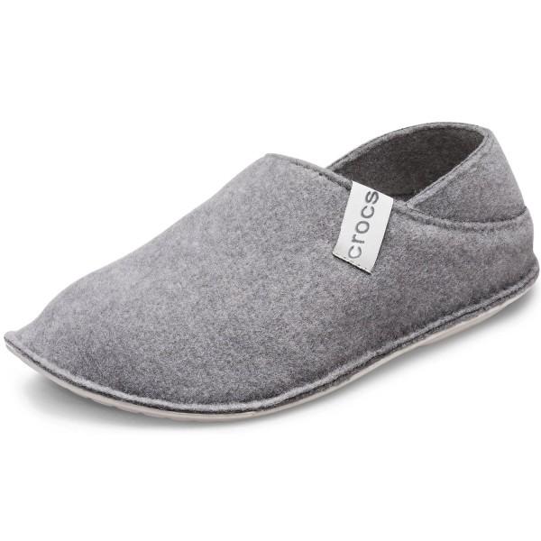 Crocs Classic Convertible Slipper Unisex Hauspantoffeln charcoal/pearl white