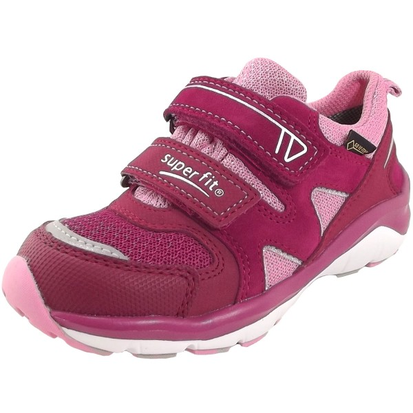 new product 6c4cf 5410f Superfit Gore-Tex Sport5 Girl Training Sneaker red/rose (rot/rosa)