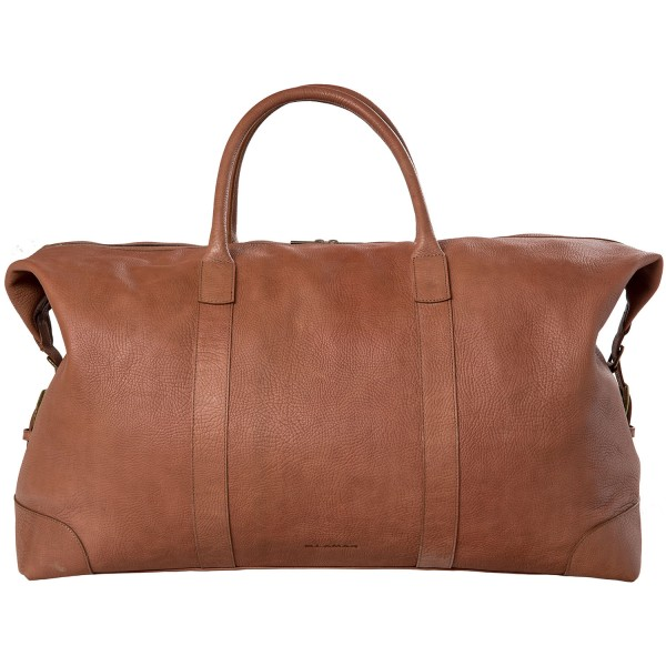 Ellamar Travelbag Unisex Reisetasche brown/leather