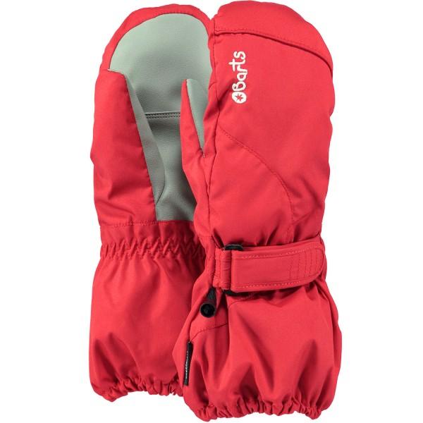 34d630ef04f662 Barts Tec Mitts Child Ski Mittens red | Gloves for Kids ...