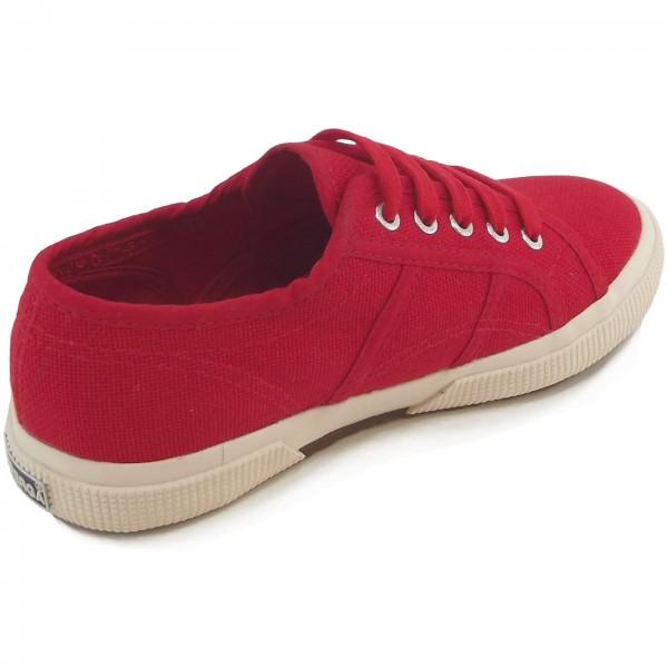 Superga 2750 Junior Cotu Classic Kinder Sneaker rot (red) 2