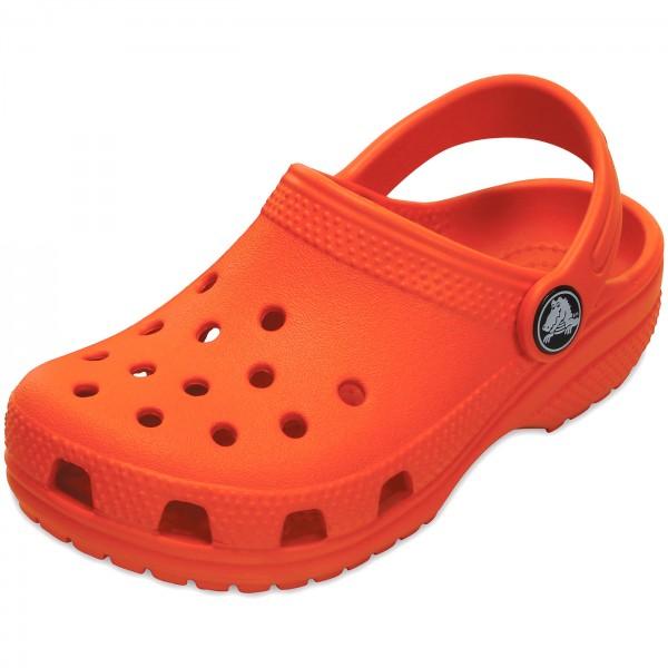 6192874fb9dadb Crocs Classic Kids Kinder Clogs orange (tangerine)