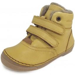 Froddo G2110053 Kleinkinder Winterstiefel senfgelb (yellow)