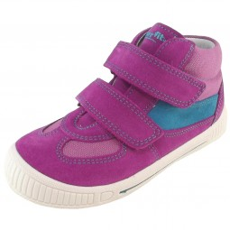 Superfit Cooly Mädchen Klett-Schuhe dahlia/kombi