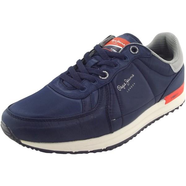Pepe Jeans Tinker Pro-Waterproof Herren Sneaker dunkelblau (navy) 778c242d34