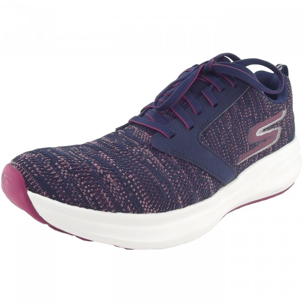 buy popular d8d0b 5d349 Skechers GoRun Ride 7 Women Running Shoes navy/purple