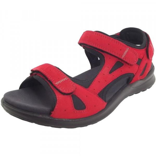 Legero Siris Damen Sandale rot (chili)