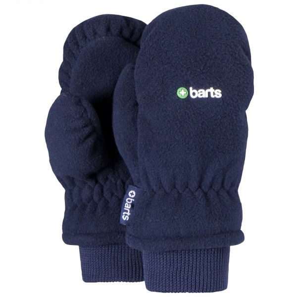 Barts Fleece Mitts Kids Kinder Fäustlinge dunkelblau (navy)