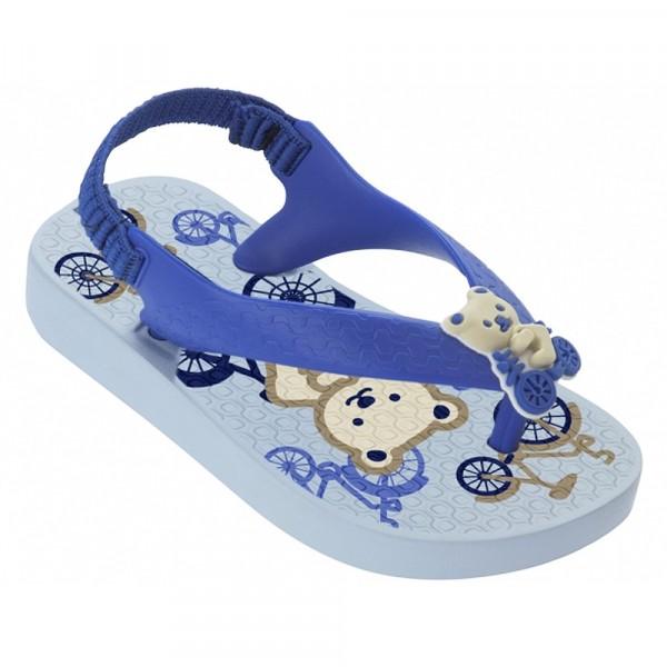 a39b8271d Ipanema Temas III Baby Baby Zehenstegsandale blau (light blue blue ...