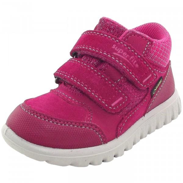 Superfit Gore-Tex Sport7 Mini Mädchen Sneaker pink (rot/rosa)
