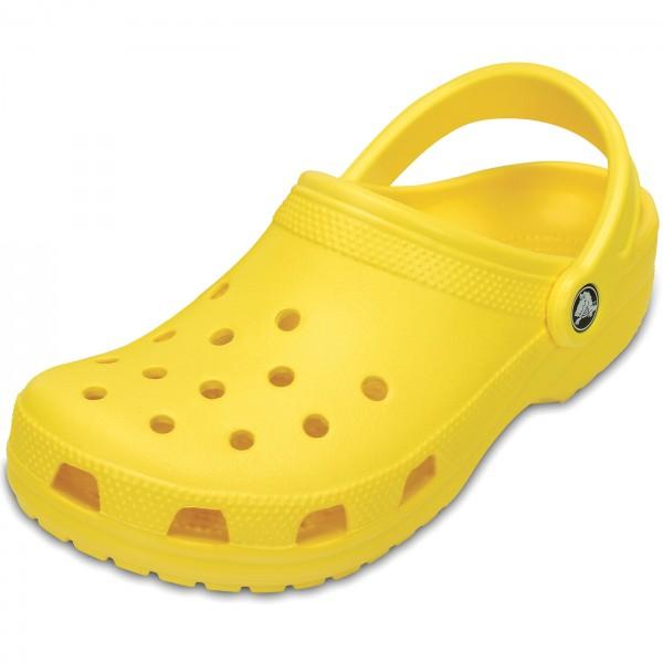 Crocs Classic Unisex Clogs gelb (lemon)
