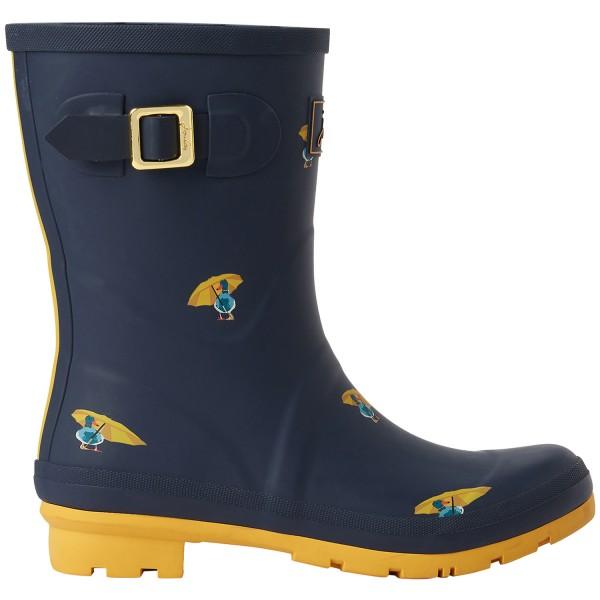 new styles 4f0eb 9faf4 Tom Joule Molly Welly Women Wellies navy ducks