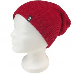 Nike Beanie Core Unisex Slouch Hat red