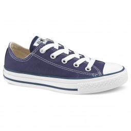 Converse All Star Ox Kids Kinder Sneaker dunkelblau (navy)