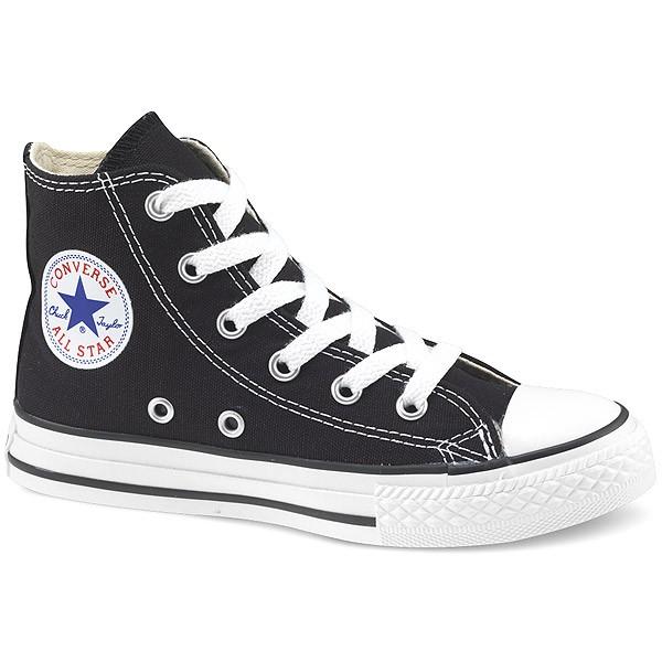 Converse All Star Hi Kids Sneaker schwarz