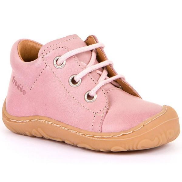 Froddo G213 Mädchen Lauflernschuhe rosa (pink)