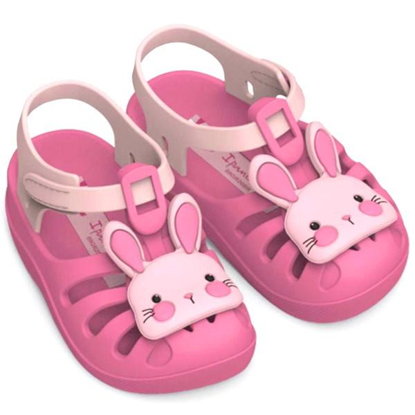 Ipanema Summer Baby Mädchen Badesandale Pink