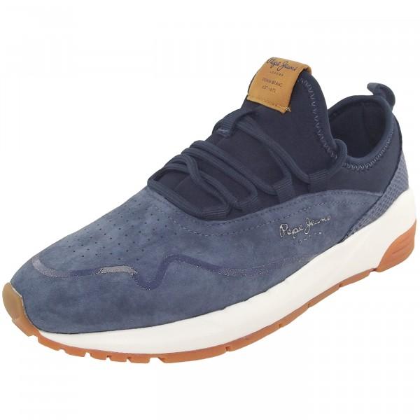 Pepe Jeans Foster Light Damen Sneakers dunkelblau (marine)
