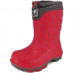 Viking Extreme Kinder Winterstiefel grau/rot (red/grey)