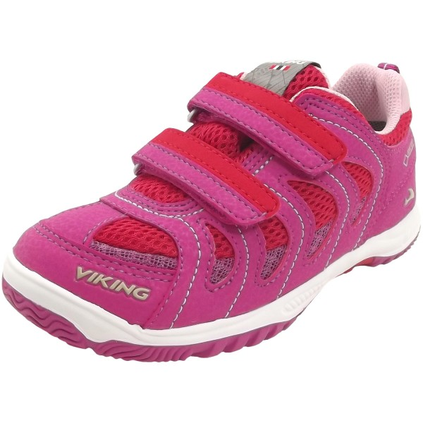 outlet store 7160e 9c8fb Viking Gore-Tex Cascade II GTX Girl Outdoor Shoes magenta/red