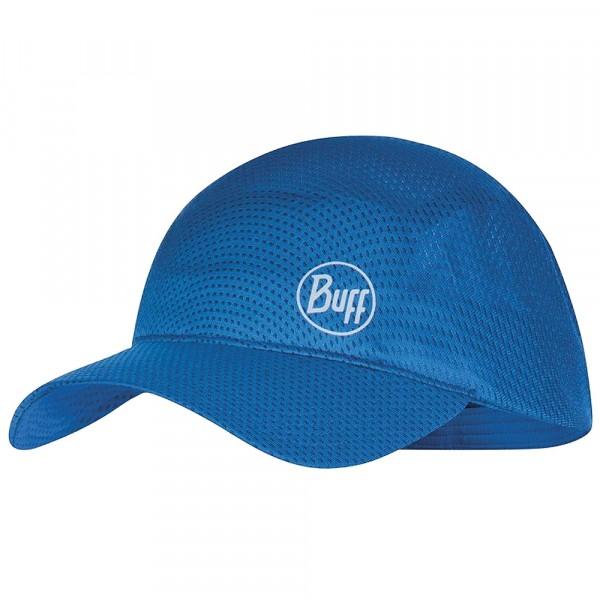 Buff One Touch Cap Unisex Laufkappe blau (reflektierend/solid royal blue)